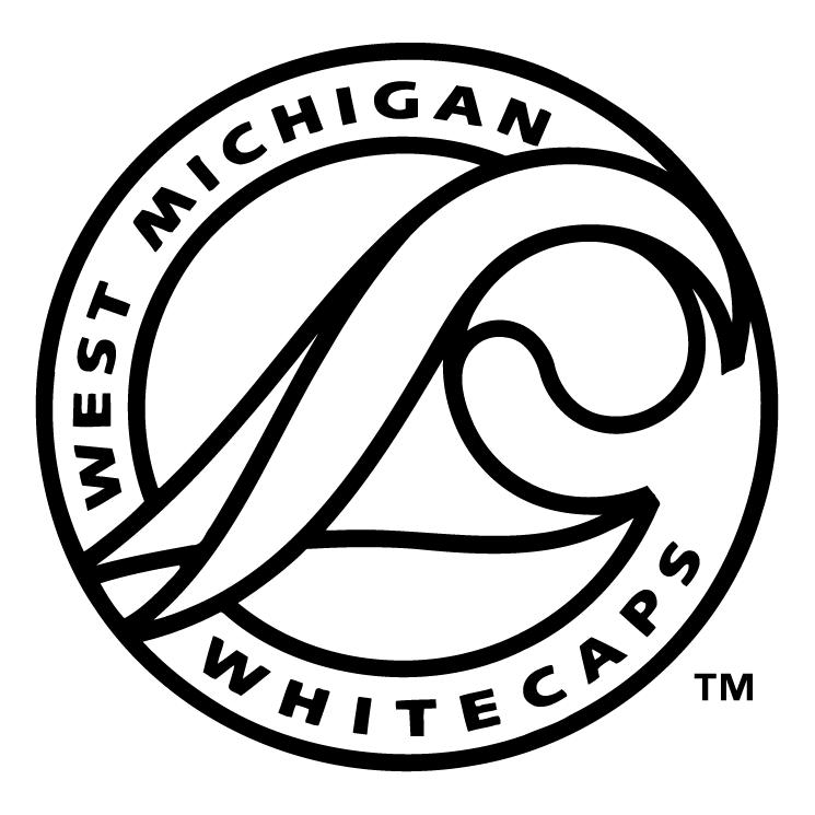 free vector West michigan whitecaps