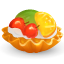 free vector Westernstyle cakes beautiful icon vector