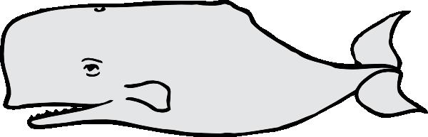 free vector Whale clip art