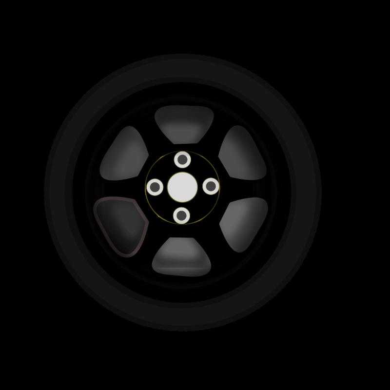 Wheel Free Vector 4vector