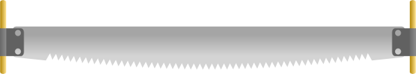 free vector Whipsaw clip art