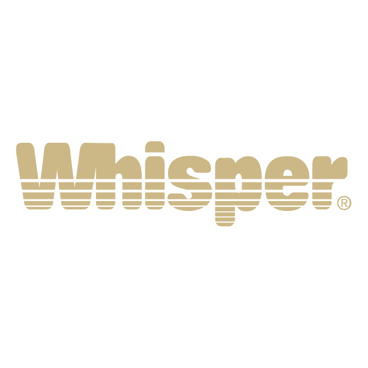 free vector Whisper