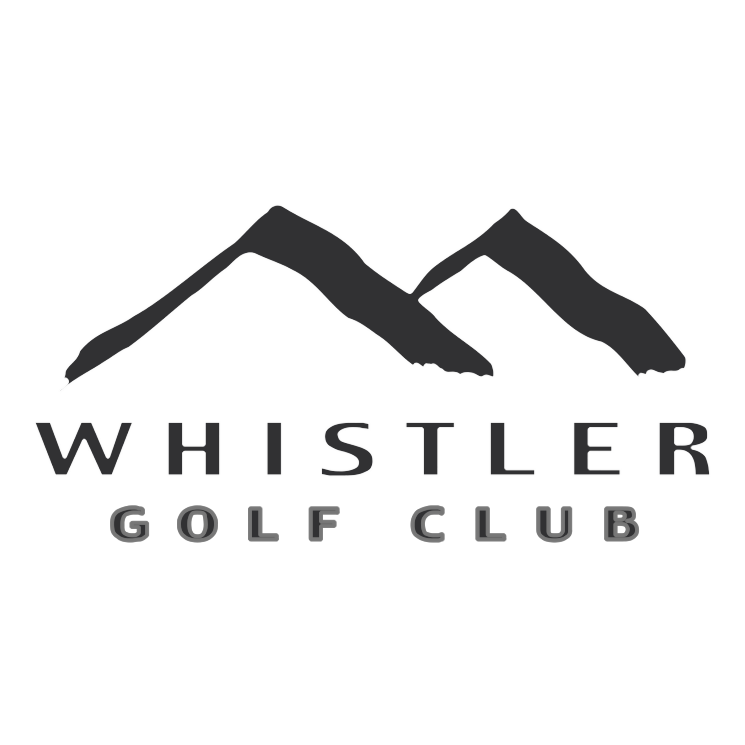 free vector Whistler golf club