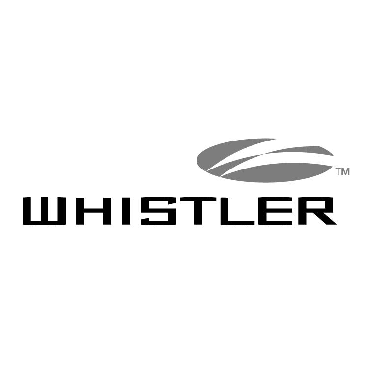 free vector Whistler