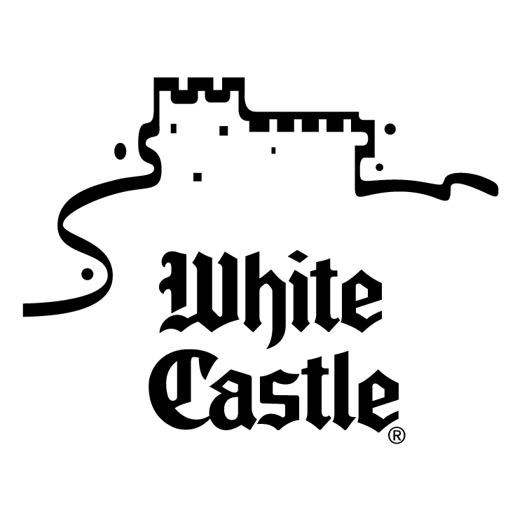 free vector White castle 0
