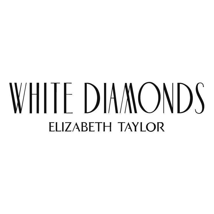 free vector White diamonds