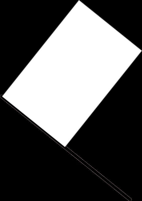 free vector White flag