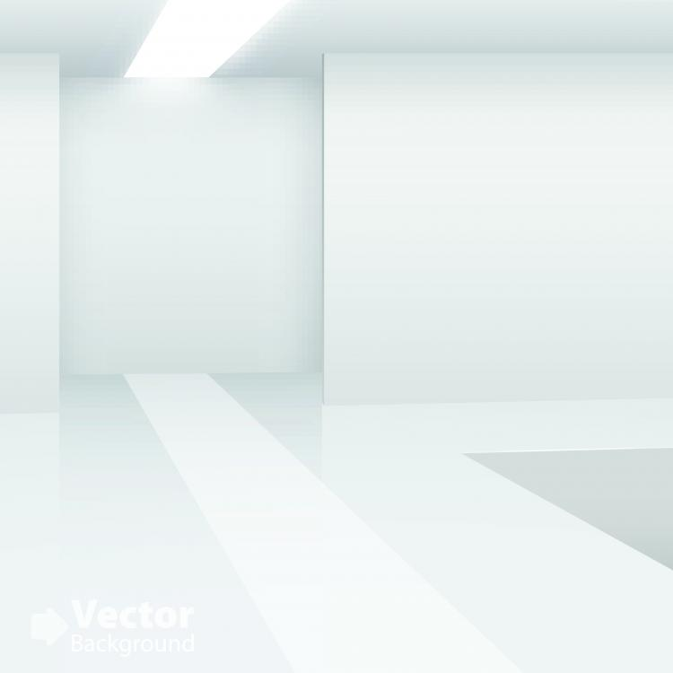 free vector White space to display 02 vector