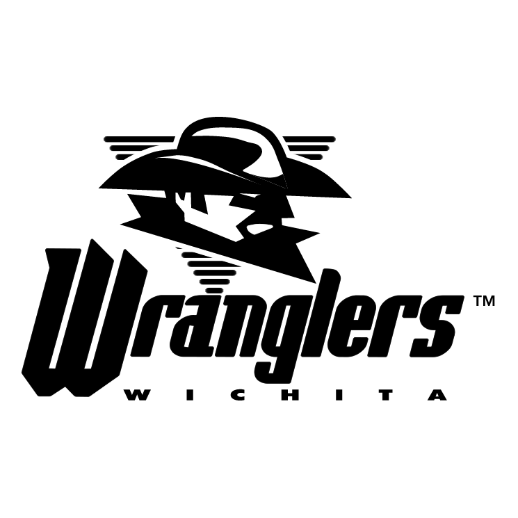 free vector Wichita wranglers