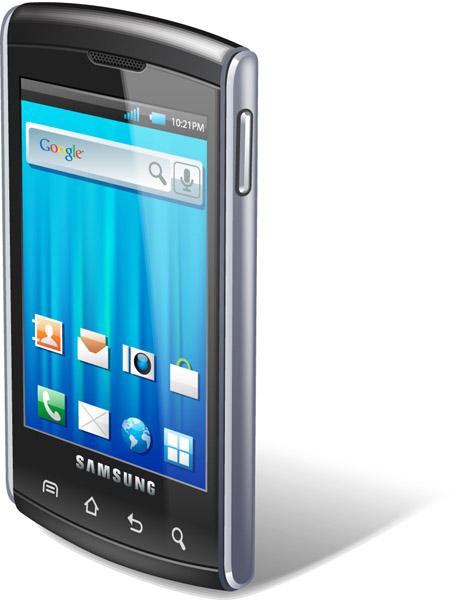 free vector Wide range of smart phone vector