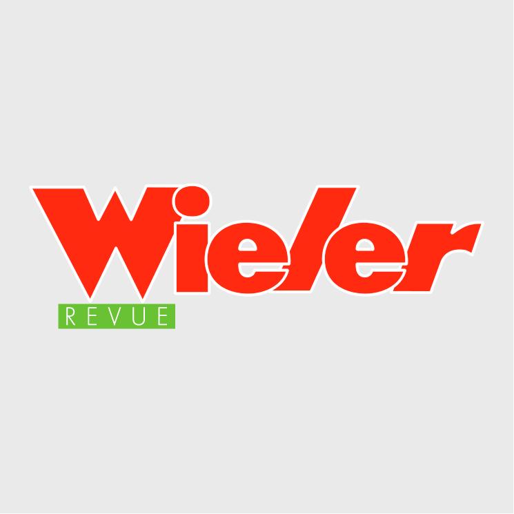 free vector Wieler revue 0