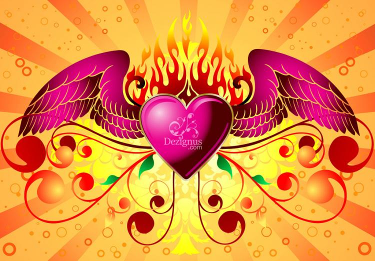 free vector Wild at Heart