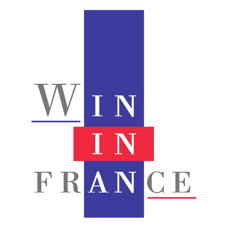 free vector Win in france