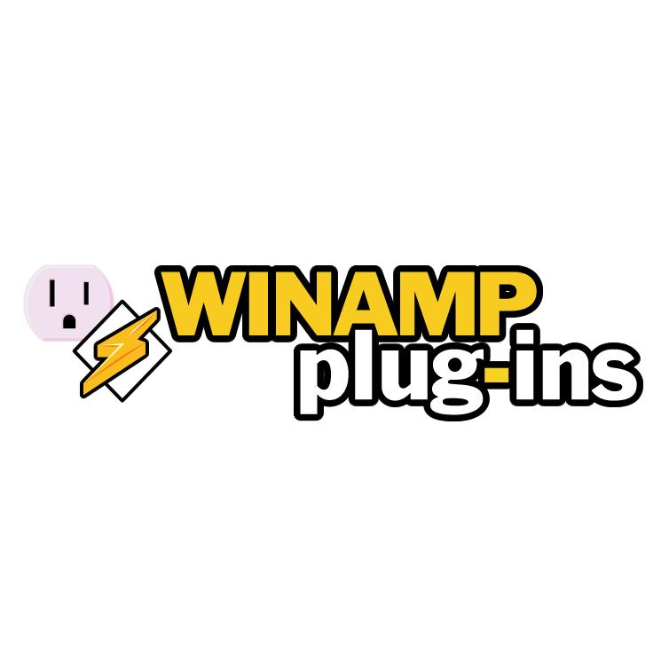 free vector Winamp plug ins