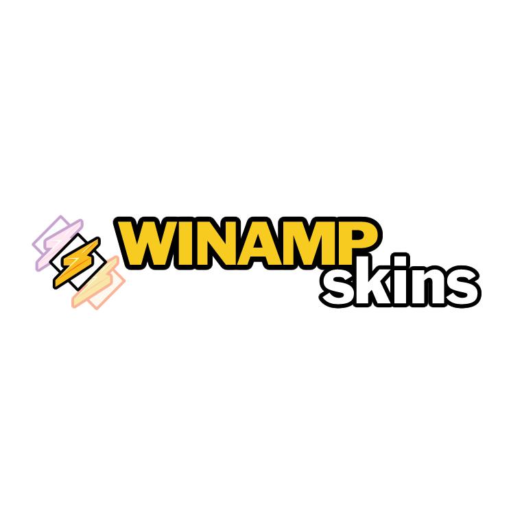free vector Winamp skins