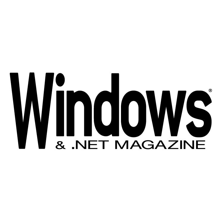 free vector Windows net magazine