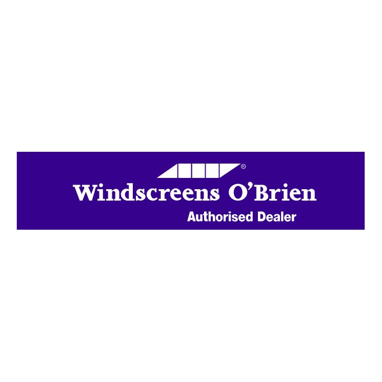 free vector Windscreens obrien 0