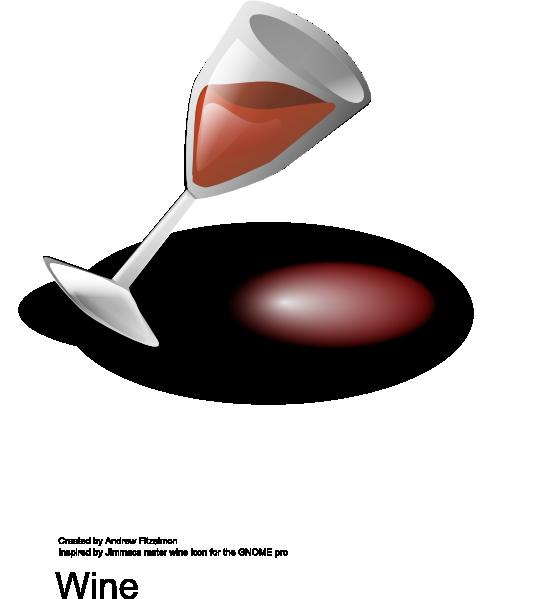 free vector Wine clip art