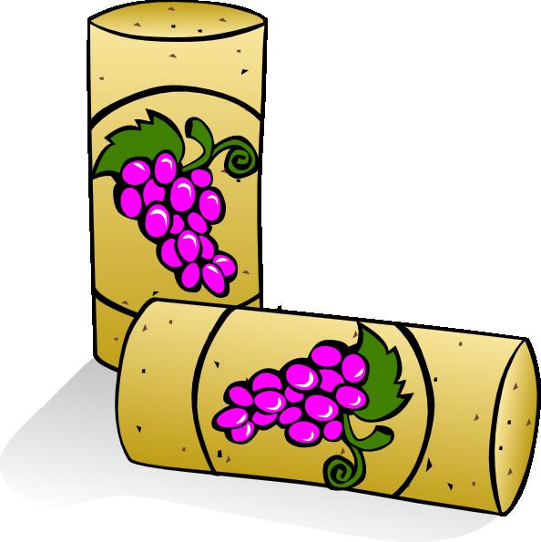 Wine Clip Art Wine corks clip art is free