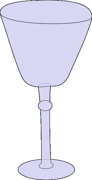 free vector Wine Glass Empty clip art
