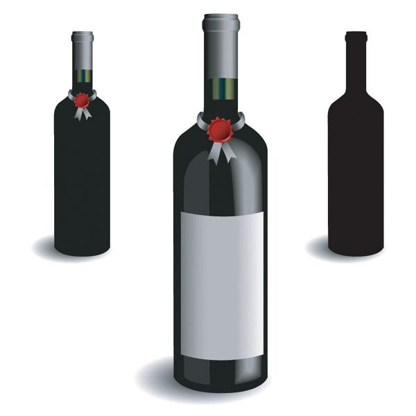 free vector Wine vector