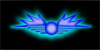 free vector Wing Glowing Symbol clip art