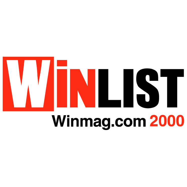free vector Winlist