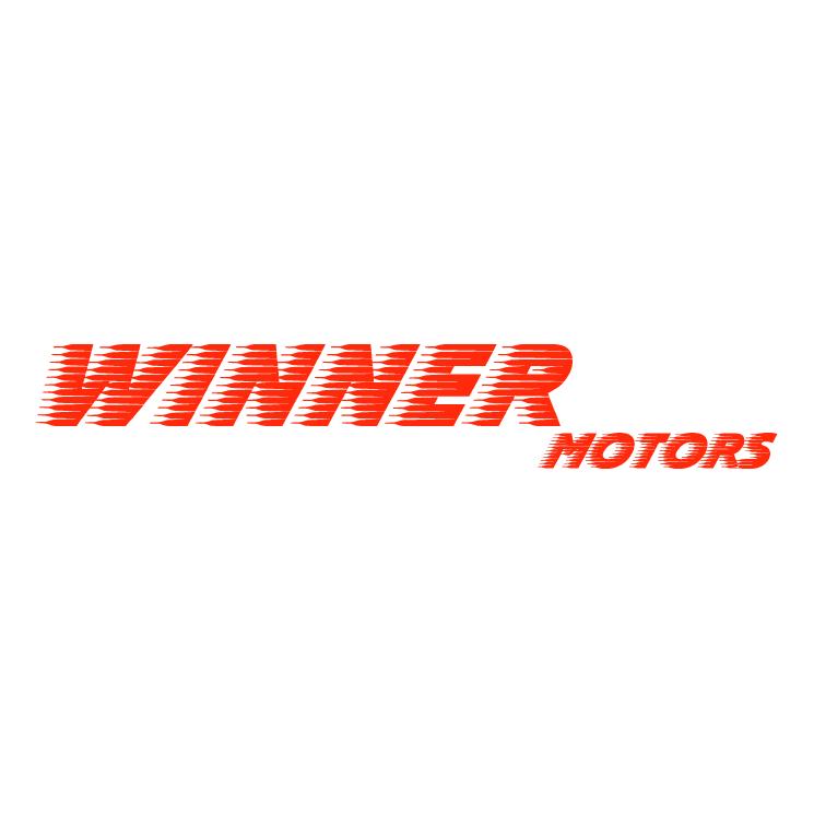 free vector Winner motors