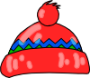 free vector Winter Hat clip art