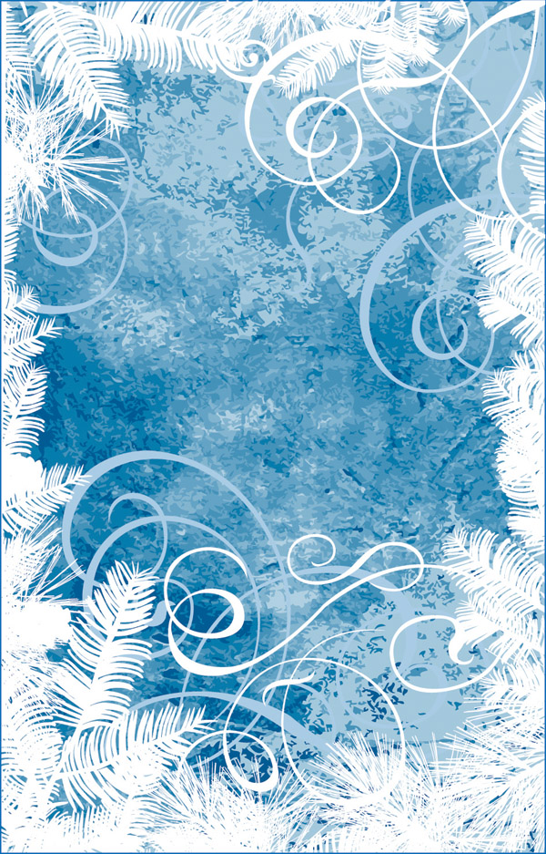 Winter Background 16786 Free Eps Download 4 Vector