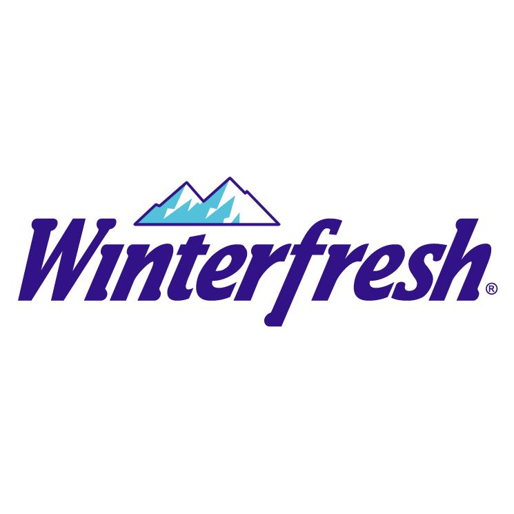 free vector Winterfresh