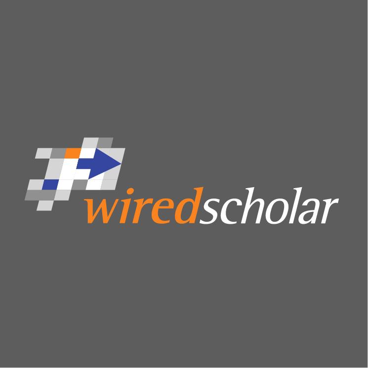 free vector Wiredscholar