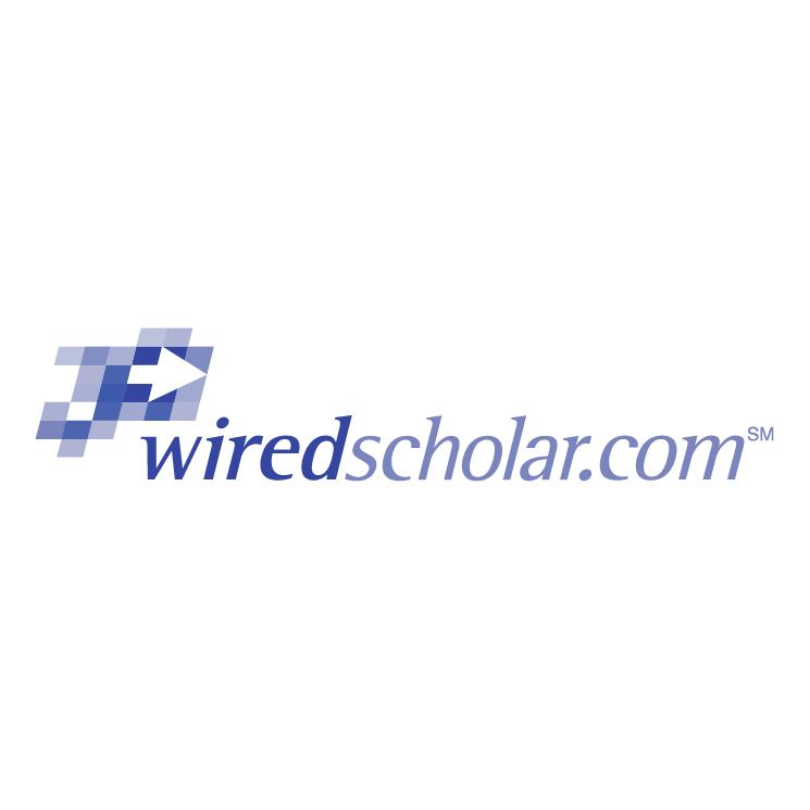 free vector Wiredscholarcom