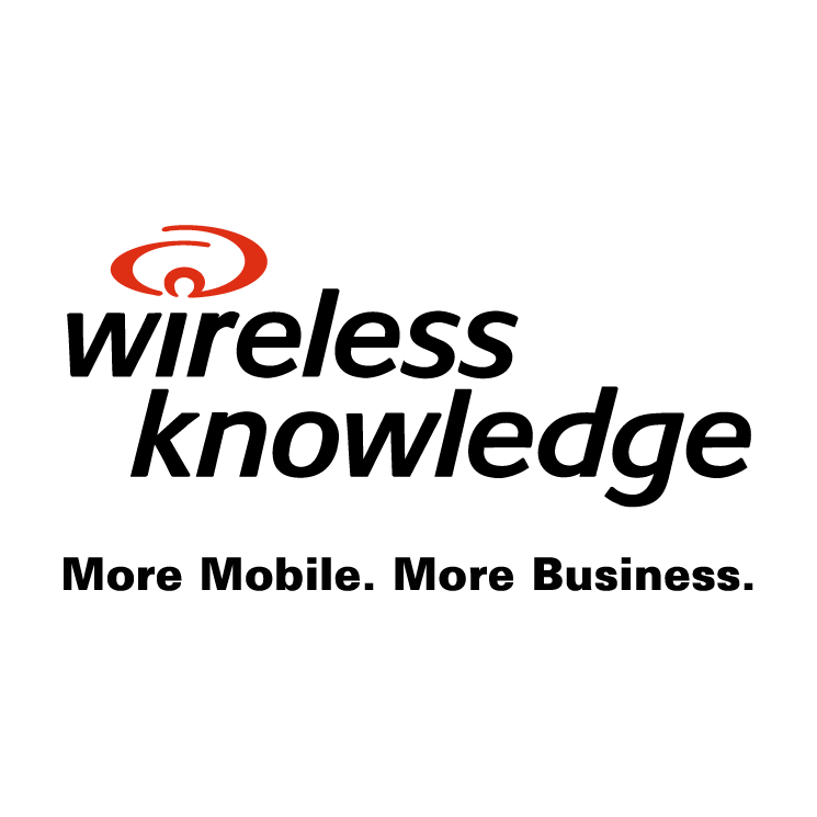 free vector Wireless knowledge