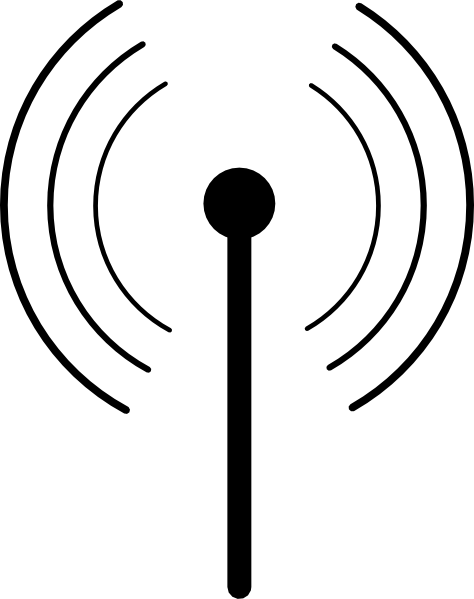 free vector Wireless Wifi Symbol clip art