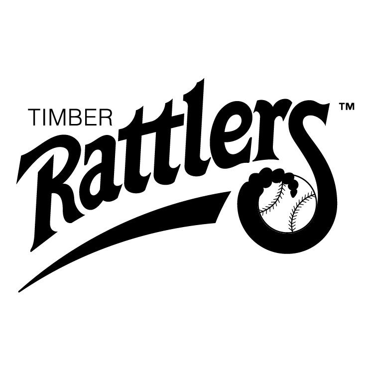 free vector Wisconsin timber rattlers