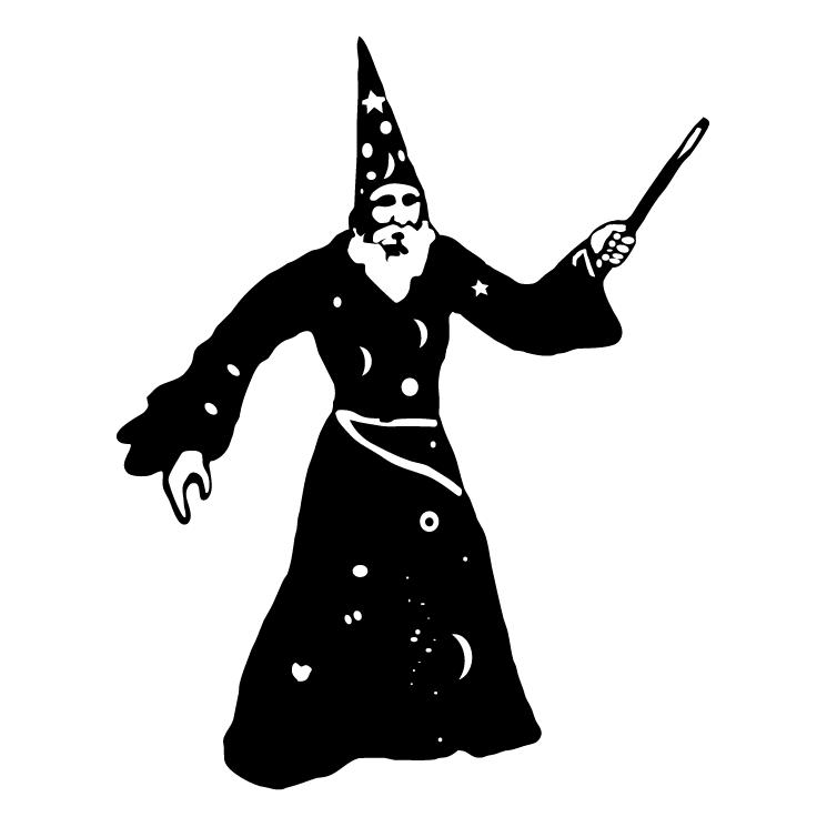 free vector Wizard 2