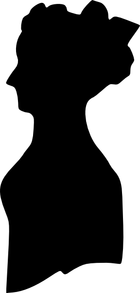 free vector Woman Silhouette clip art