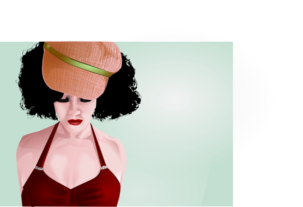 free vector Women clip art