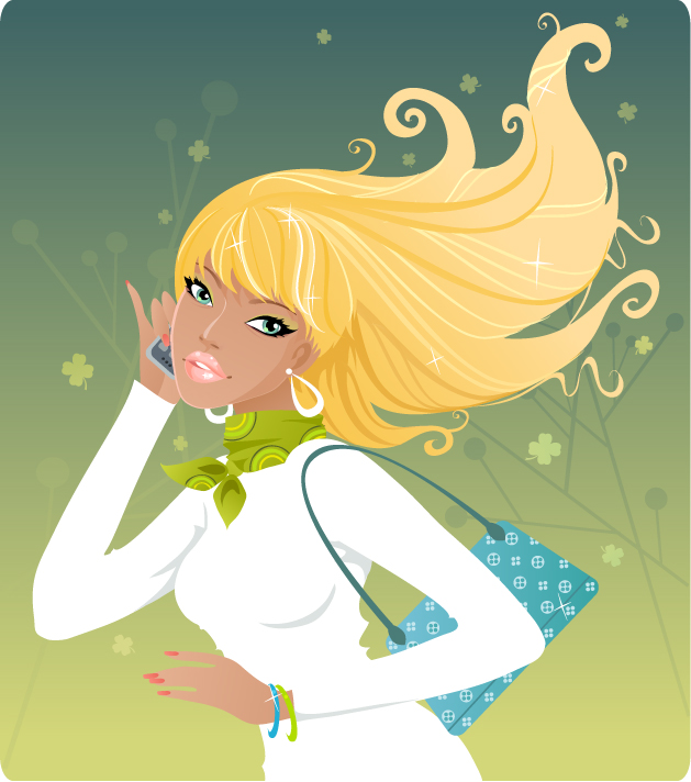 vector free download girl - photo #39
