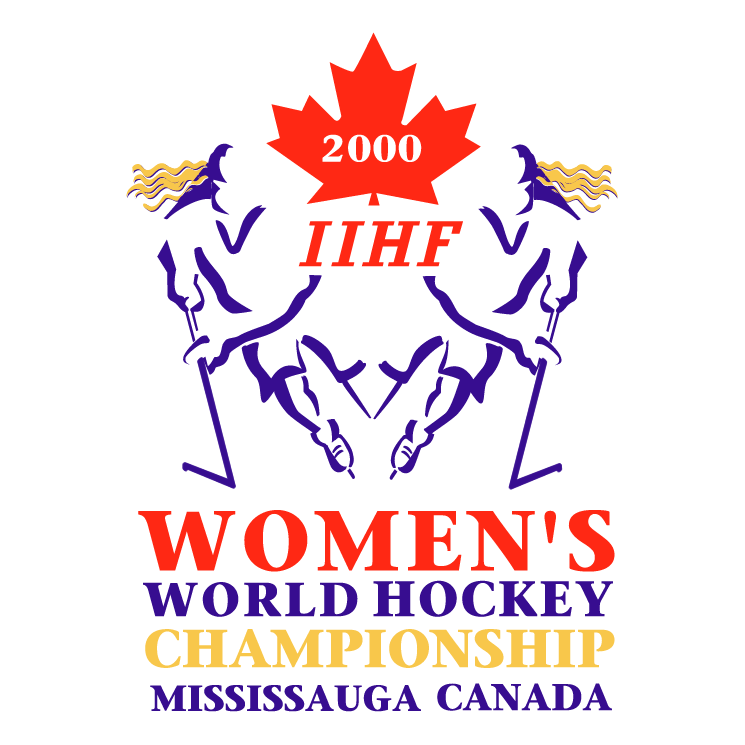 free vector Womens world hockey championship 2000