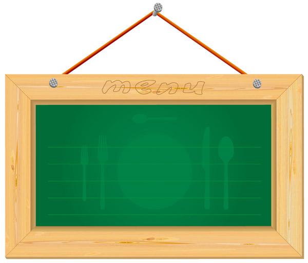 free vector Wood boards vector