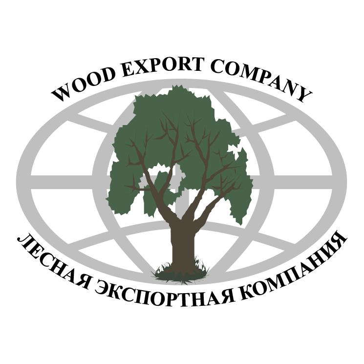 free vector Wood export company