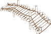 free vector Wooden Bridge clip art