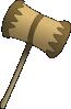 free vector Wooden Mallot clip art