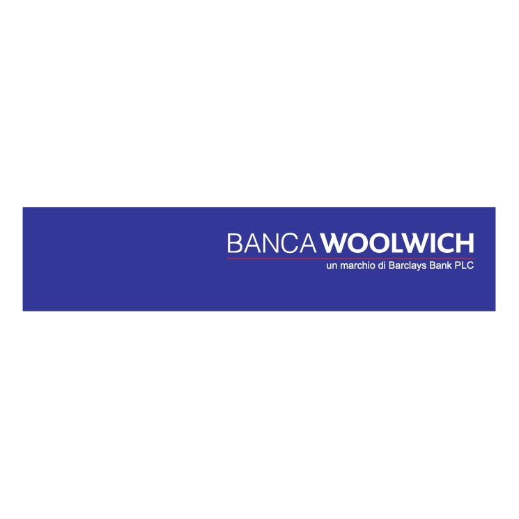 free vector Woolwich banca