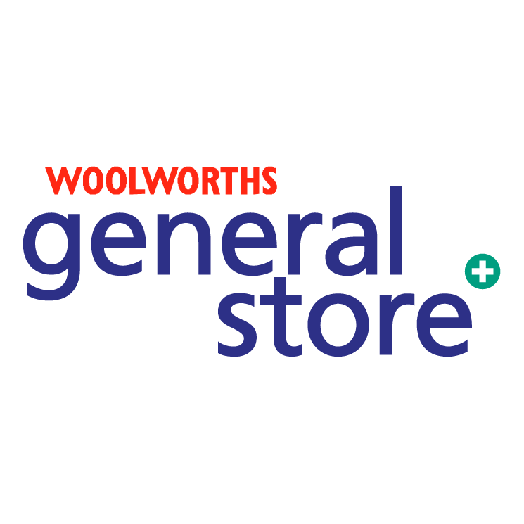 free vector Woolworths general store