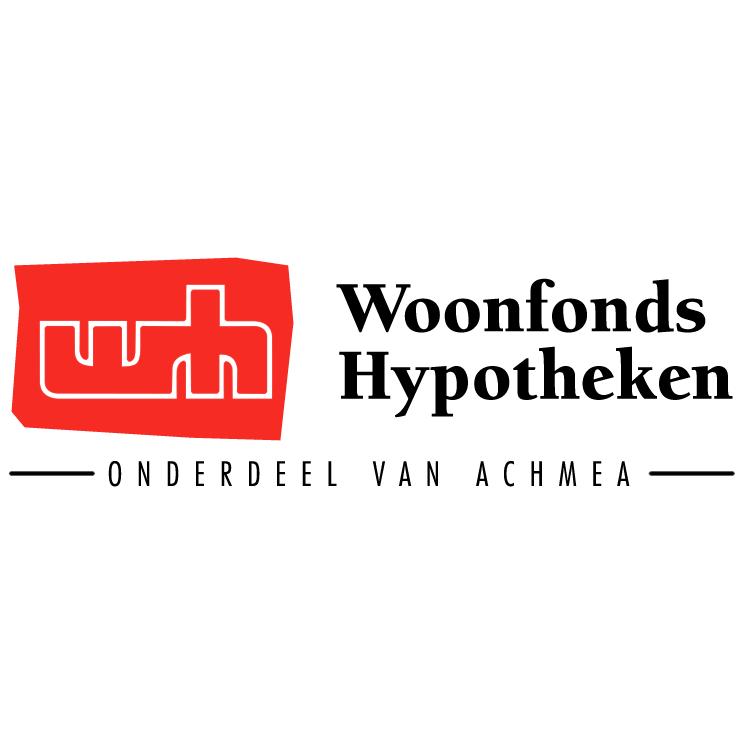 free vector Woonfonds hypotheken