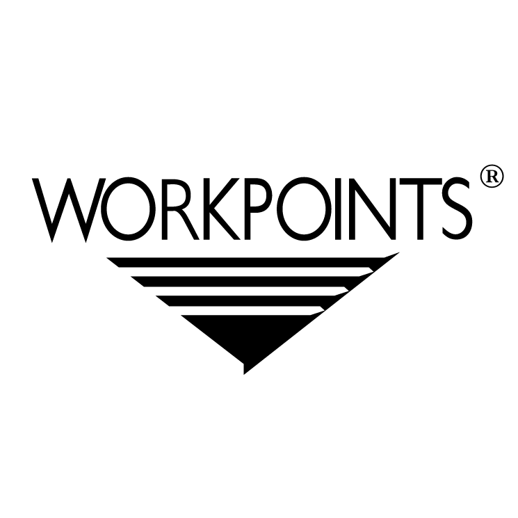 free vector Workpoints