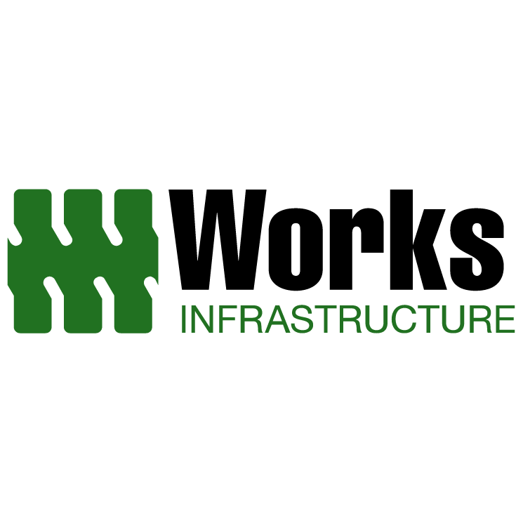 free vector Works infrastructure